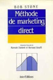 Méthode De Marketing Direct - Couverture - Format classique