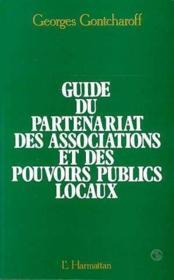 Guide du partenariat des associations et des pouvoirs publics locaux - Couverture - Format classique