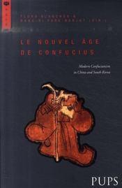 Le nouvel âge de confucius - Intérieur - Format classique