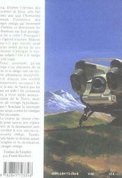 Omega - 4ème de couverture - Format classique