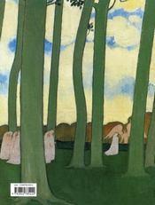 Maurice denis ; les couleurs intenses de la spiritualité - 4ème de couverture - Format classique