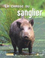La Chasse Du Sanglier - Intérieur - Format classique