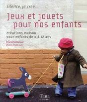 Jeux et jouets pour nos enfants - Intérieur - Format classique