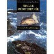 Fragile mediterranee - Couverture - Format classique