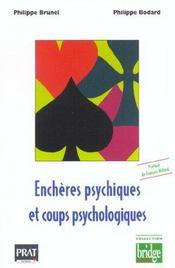Anthologie Des Coups Psychologiques - Intérieur - Format classique
