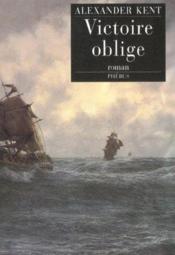 Victoire Oblige - Couverture - Format classique