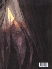 Djinn t.1 ; ; la favorite - 4ème de couverture - Format classique
