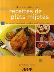 Meilleures recettes de plats mijotés - Intérieur - Format classique