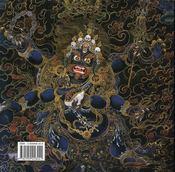 Les peintures bouddhiques sacrées - 4ème de couverture - Format classique