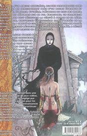 Ronde Des Vies Eternelles-Le Dit Cyt. 1 - 4ème de couverture - Format classique