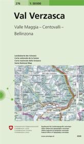 Val Verzasca - Couverture - Format classique