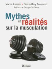 Mythes et réalités sur la musculation - Couverture - Format classique
