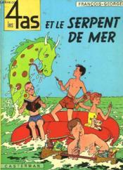 Les 4 As Et Le Serpent De Mer - Couverture - Format classique