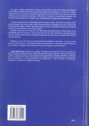 Les Samourais - 4ème de couverture - Format classique