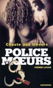 Police Des Moeurs N 158 - Chaste Aux Tresors - Couverture - Format classique