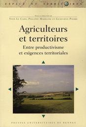 Agriculteurs et territoires - Intérieur - Format classique