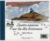 Quatre saisons sur les îles bretonnes - Couverture - Format classique