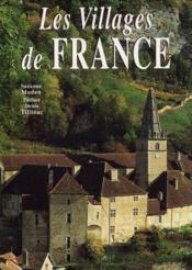 Villages de france - Couverture - Format classique