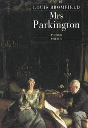 Mrs Parkington - Intérieur - Format classique
