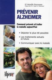 Maladie d'Alzheimer - Intérieur - Format classique
