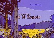 Le second livre de M. Espoir - Couverture - Format classique