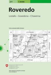 Roveredo - Couverture - Format classique