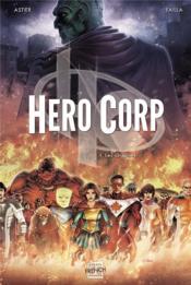 Hero Corp T.1 ; les origines - Couverture - Format classique
