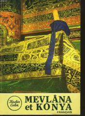 Mevlana Et Konya - Couverture - Format classique