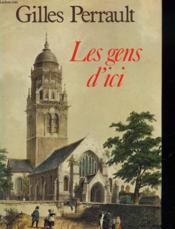 Les Gens D'Ici - Couverture - Format classique