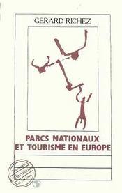 Parcs nationaux et tourisme en europe - Intérieur - Format classique