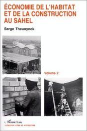 Economie De L'Habitat Et De La Construction Au Sahel - Intérieur - Format classique