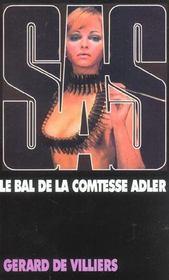 SAS t.21 ; le bal de la comtesse Adler - Intérieur - Format classique