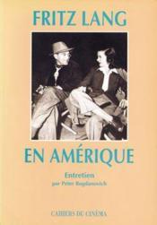Fritz Lang En Amerique - Couverture - Format classique