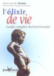 Elixir De Vie (L') N.105 - Intérieur - Format classique