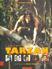 La legende de tarzan - Intérieur - Format classique
