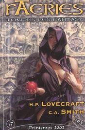 Faeries 7 Special Lovecraft/Smith - Intérieur - Format classique