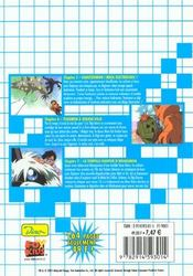Digimon t.2 - 4ème de couverture - Format classique