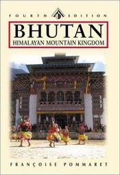 Bhutan 4 - Intérieur - Format classique