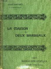 La Maison Des Deux Barbeaux. Le Sang Des Finoël. - Couverture - Format classique