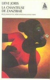 La chanteuse de zanzibar - Intérieur - Format classique
