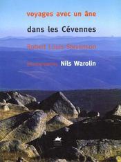 Voyages Avec Un Ane Dans Les Cevennes - Intérieur - Format classique