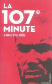 La 107e minute - Couverture - Format classique
