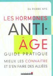 Les Hormones Anti-Age - Intérieur - Format classique