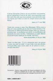 Vraie Vie En Dieu Sup 3 - 4ème de couverture - Format classique