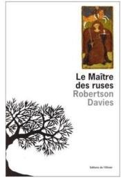 Maitre Des Ruses (Le) - Couverture - Format classique