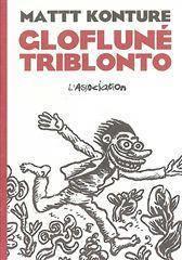 Gloflune triblonto - Couverture - Format classique