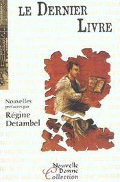 Dernier Livre (Le) - Intérieur - Format classique