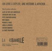 Ribambelle t.6 ; de Linda à londres - 4ème de couverture - Format classique
