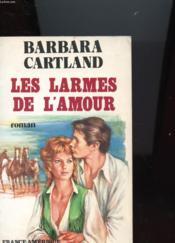 Les Larmes De L'Amour - Couverture - Format classique
