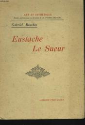 Eustache Le Sueur - Couverture - Format classique